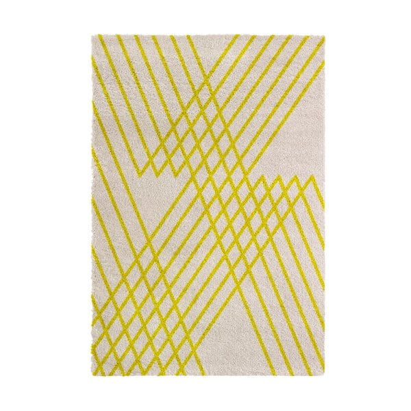 Dywan Chiffon 80x150 cm, żółty