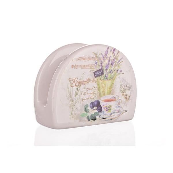 Stojak na serwetki Lavender