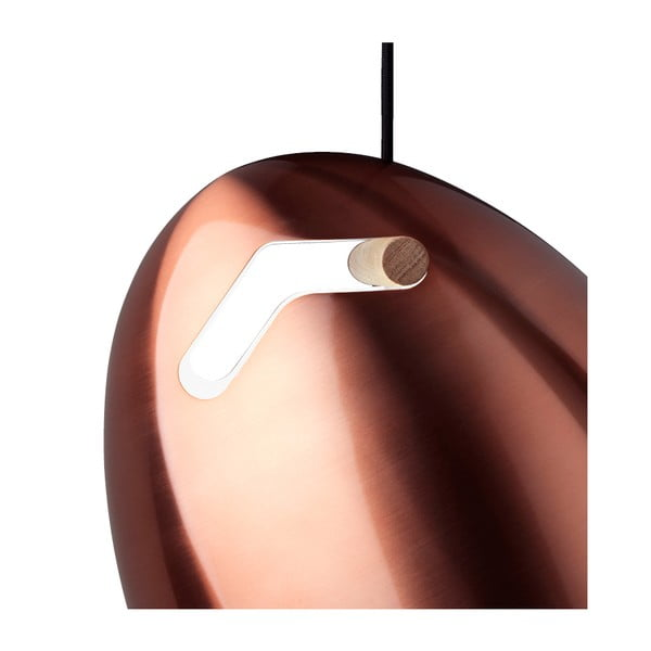 Lampa wisząca Bell+ 20 Copper