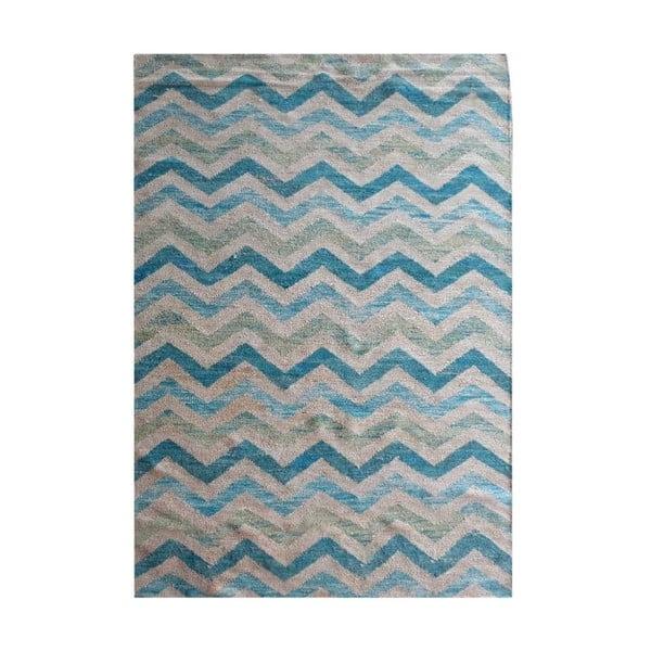 Wełniany dywan Kilim Sari, 155x240 cm