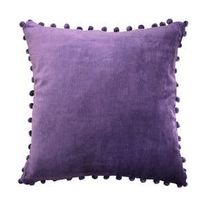 Fioletowa poduszka Ragged Rose Arabella Velvet
