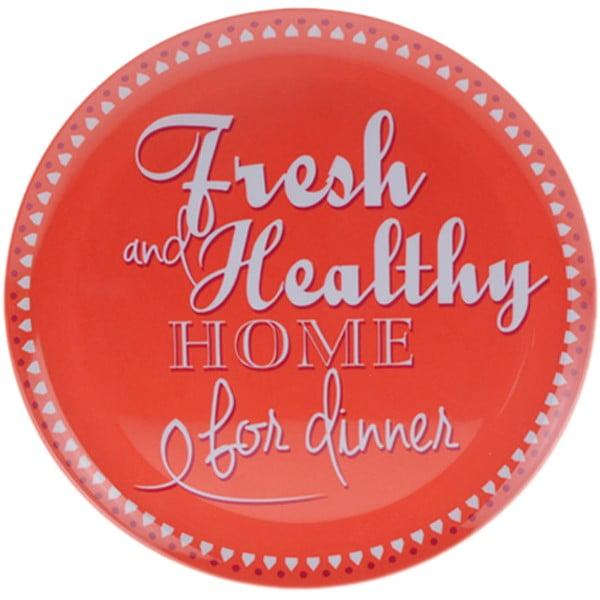 Zestaw naczyń turystycznych Fresh and Healthy, 6 szt.