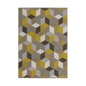 Dywan Stella 600 Multi Gold, 80x150 cm