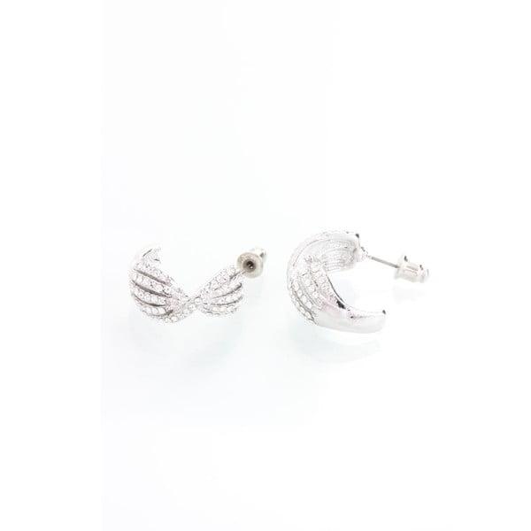Kolczyki z kryształami Swarovskiego Yasmine Wrap