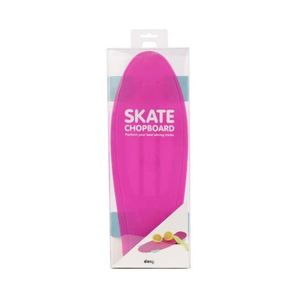 Deska do krojenia Skate Pink