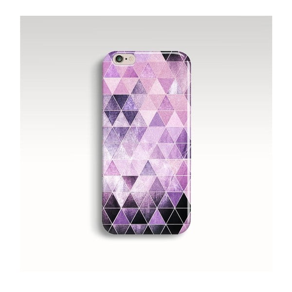 Etui na telefon Triangles na iPhone 5/5S