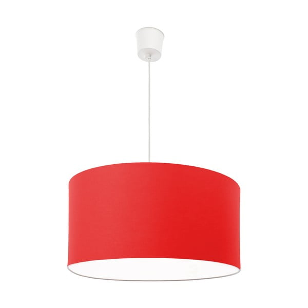 Lampa sufitowa White Inside Three Red