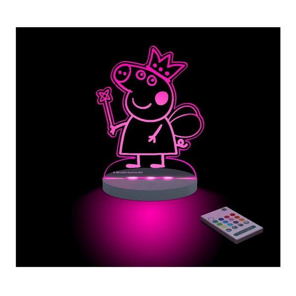 Dziecięca lampka nocna LED Peppa Pig Hada
