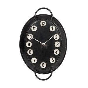 Zegar ścienny Tray Metal, 57 cm