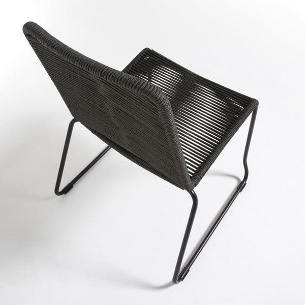 Krzesło Meagan, szare
