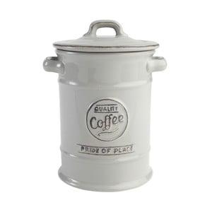 Szary pojemnik ceramiczny na kawę Pride of Place