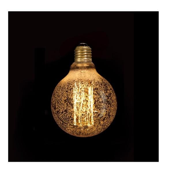 Żarówka wolframowa dekoracyjna Gold Globe, 40W