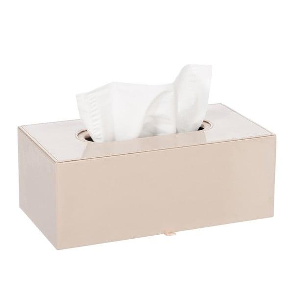 Pudełko na chusteczki Kleenex Art Beige