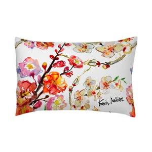 Poszewka na poduszkę Rosaleda Naranja, 50x70 cm