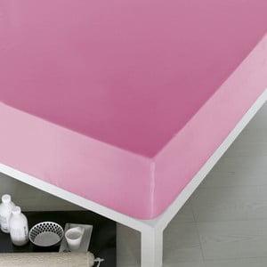 Prześcieradło Home Pink, 100x200 cm