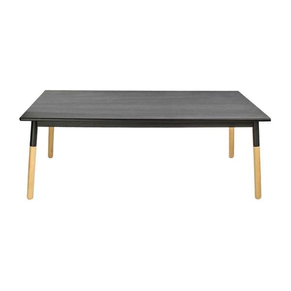 Stół Mikado Black, 190x73x90 cm