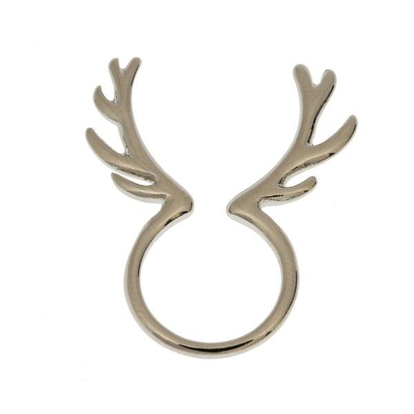 Pierścionek Deer Horn