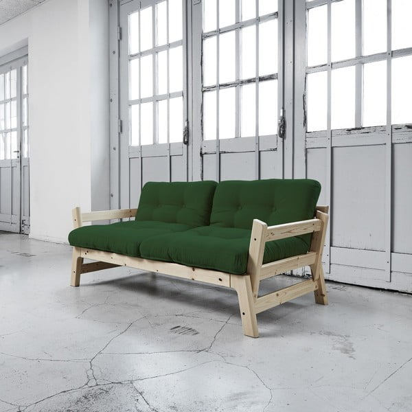 Sofa rozkładana Karup Step Natural/Botella
