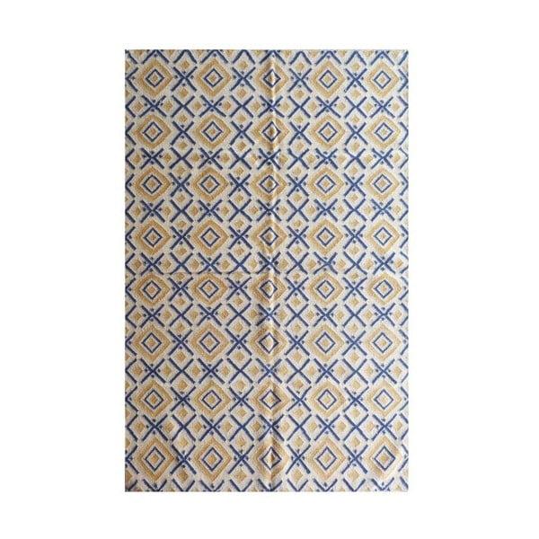 Ręcznie tkany dywan Kilim 201, 155x240 cm