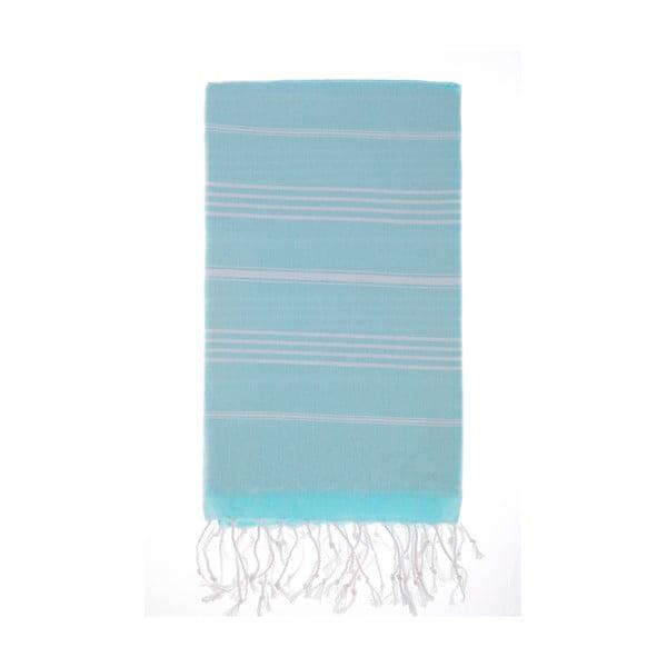 Ręcznik Hamam Cesme Mint, 100x180 cm