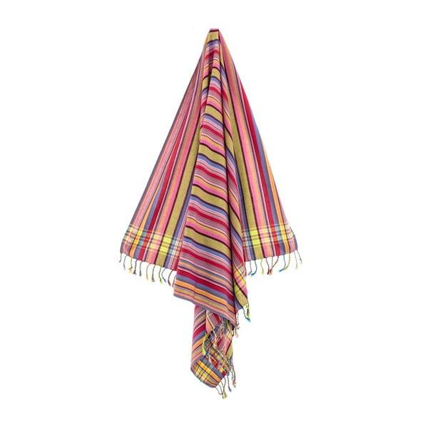 Ręcznik/pareo Isra Pink, 100x178 cm