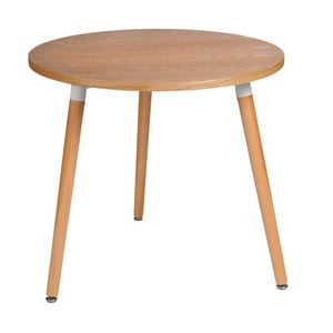 Stół D2 Copine, 80 cm, naturalny