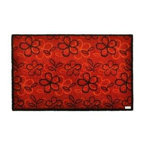 Wycieraczka Floral Red, 50x70 cm