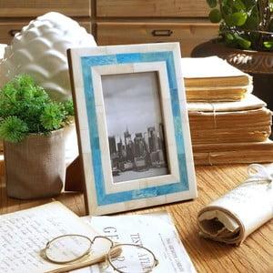 Ramka na zdjęcia Osso White and Turquoise
