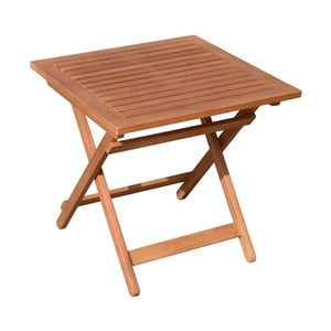 Ogrodowy stolik składany z drewna eukaliptusowego ADDU Berea