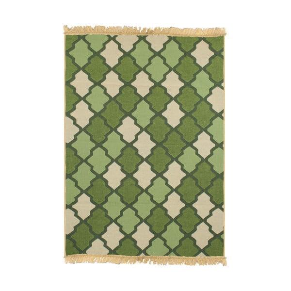 Dywan Duvar Green Beige, 120x180 cm