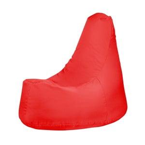 Czerwony worek do siedzenia Sit and Chill Borocay