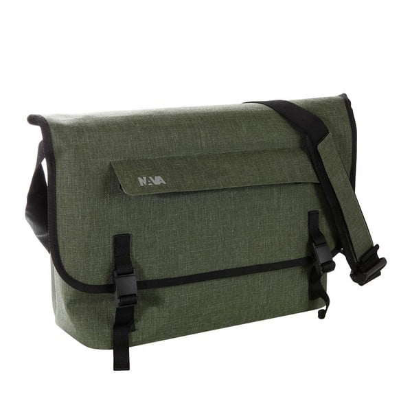 Torba Superbag Messenger Green