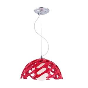 Lampa wisząca Evenos Red