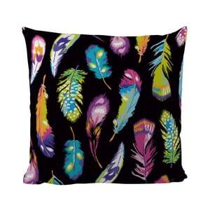 Poduszka Neon Feathers, 50x50 cm