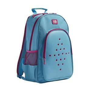 Niebieski plecak szkolny TINC Buds