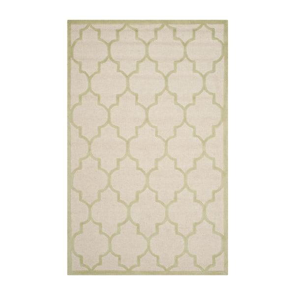 Jasny dywan wełniany Safavieh Everly, 152x243 cm