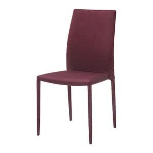 Krzesło Dani, rubinowe