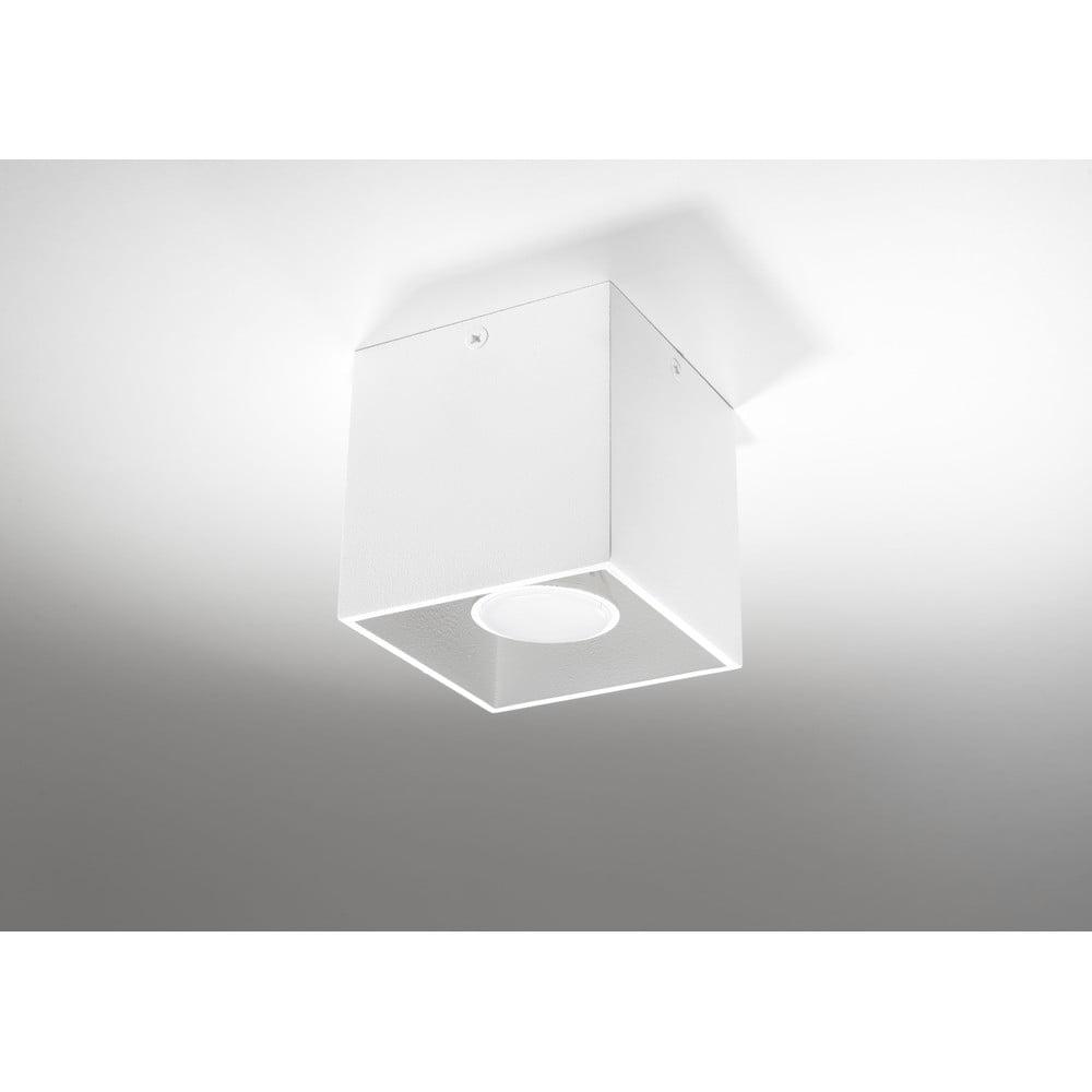 Biała lampa sufitowa Nice Lamps Geo 1
