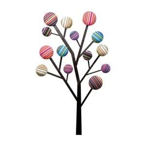 Wieszak ścienny Kare Design Bubble Tree