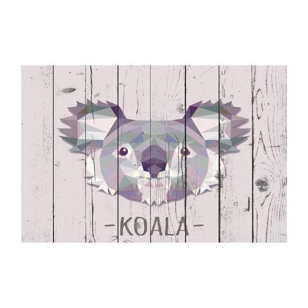 Dywan winylowy Koala, 100x150 cm