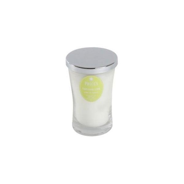 Świeczka zapachowa Prices, egzotyczna limetka, 70 godz.