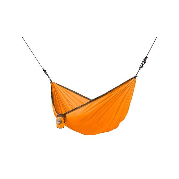Podróżny hamak jednoosobowy Colibri, pomarańczowy