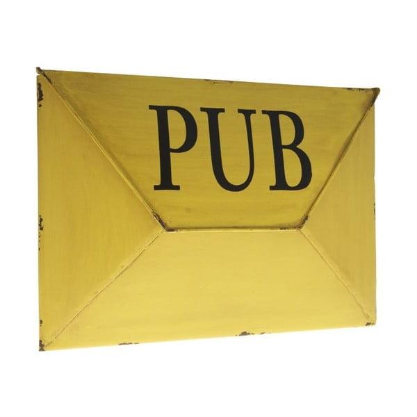 Skrzynka na listy Pub Jaune