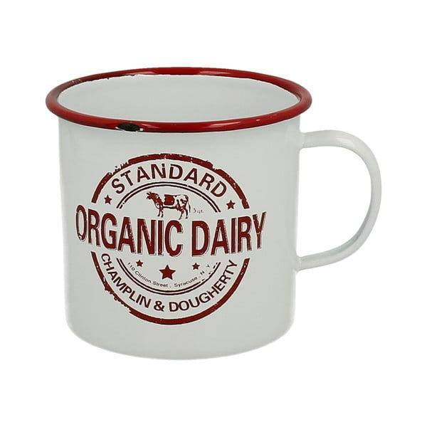 Emaliowany kubek Organic