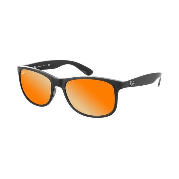 Okulary przeciwsłoneczne męskie Ray-Ban Justin Matt Black