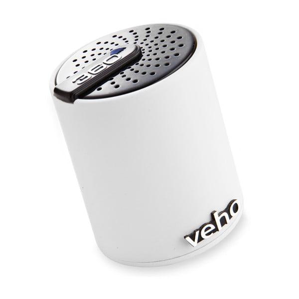 Mini głośnik Veho Bluetooth 360B, biały