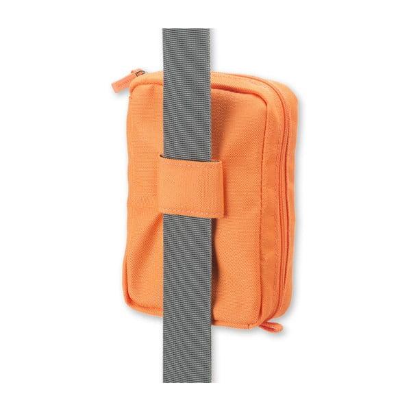 Pomarańczowa uniwersalna saszetka Moleskine 17x12 cm