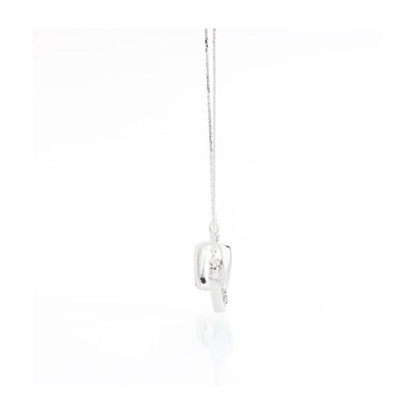 Naszyjnik z kryształami Swarovski Elements Laura Bruni Gide