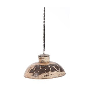 Lampa sufitowa Antic Grey, 39x39x25 cm