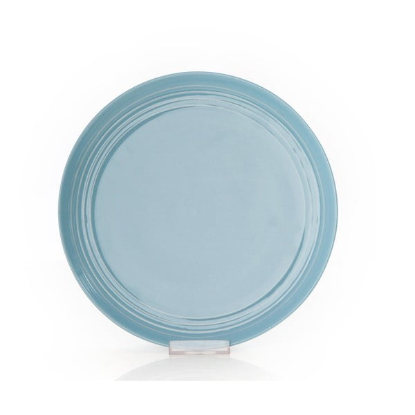 Porcelanowy   talerz deserowy Emily, 18 cm